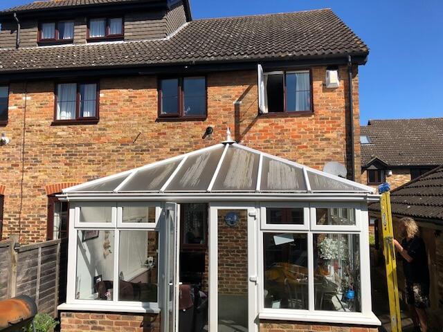 Conservatory Roof Upgrade Dorset